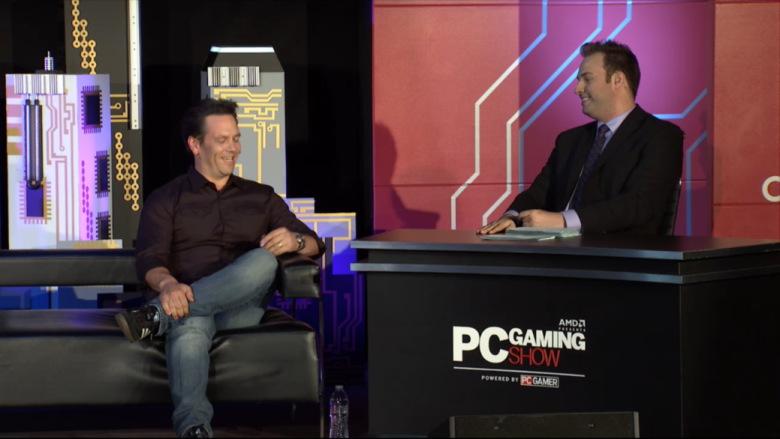 O apresentador bem tentou com as suas piadas, mas não havia humor que pudesse salvar o PC Gaming Show.
