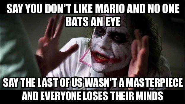 Joker Mind Loss