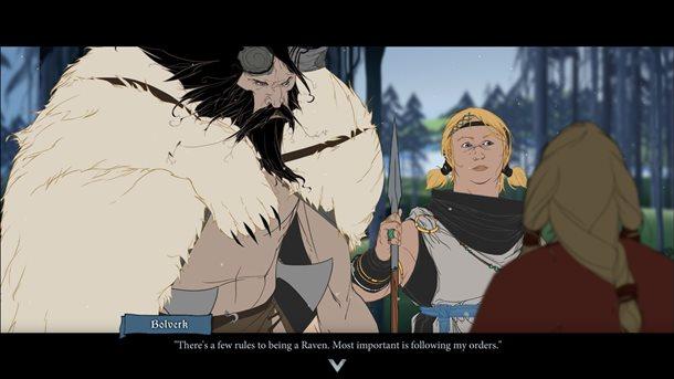 A segunda caravana desta vez obriga o jogador a pôr-se na pele de Bolverk, um mercenário, em muito o oposto de Rook e Alette.