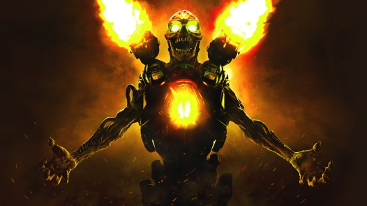 Arte de Doom - Bethesda 2016
