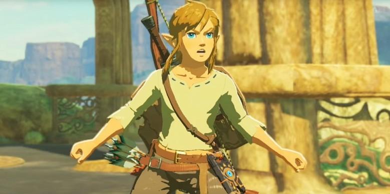 A cara que o Link faz quando começa a pensar que poderá ter de fazer uma operação para mudar de sexo, tendo em conta a recente polémica.