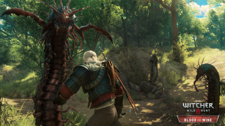 The Witcher 3: Blood and Wine - CD Projekt RED 2016