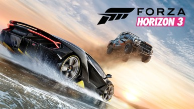 Forza Horizon 3 - Playground Games/Turn10 2016