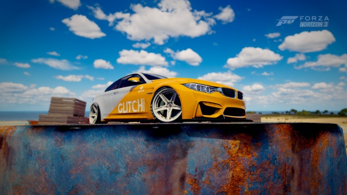 Forza Horizon 3 - Playground Games 2016 - Foto por Glitch Effect