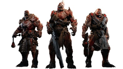 Gears Of War 4 - The Coalition 2016