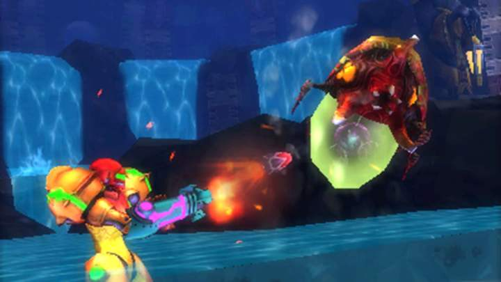 metroid_3ds_bosses