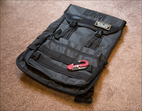 Que tal uma mala Survive?