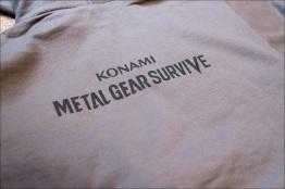 Quero muito que as pessoas saibam que gosto do Metal Gear Survive.